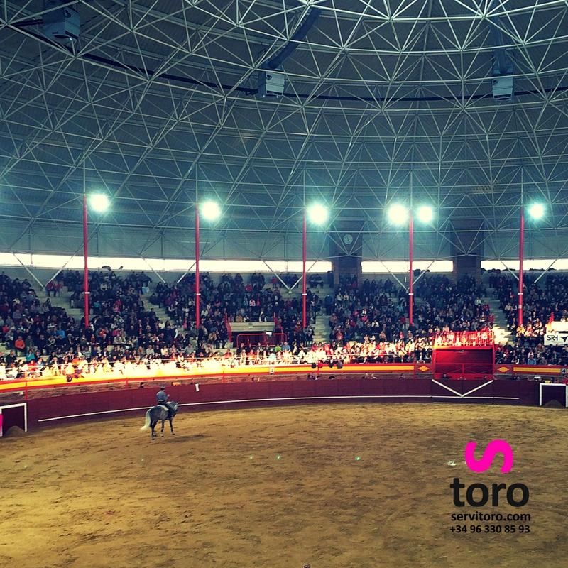 plaza de toros Valdemorillo inicio temporada taurina
