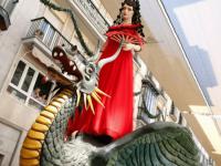 La gran cita de la ciudad de la Alhambra: Feria del Corpus