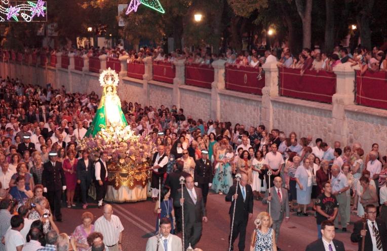 Virgen de la Antigua