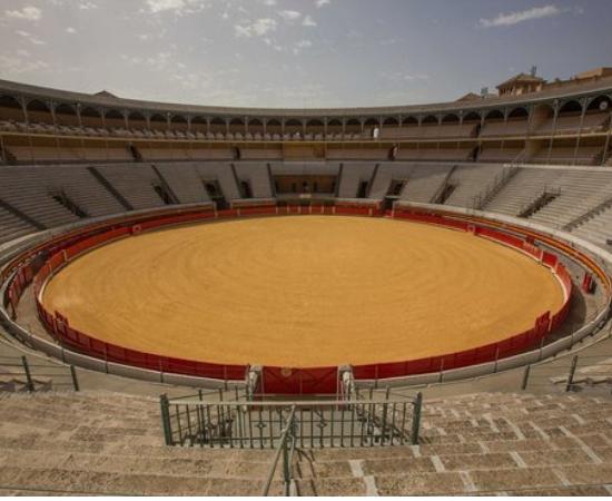 Tesoros de la Plaza de Toros de Granada