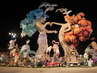 Valencia prepares for Fallas Fair 2019