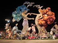 Valencia se prepara para la Feria de Fallas 2019