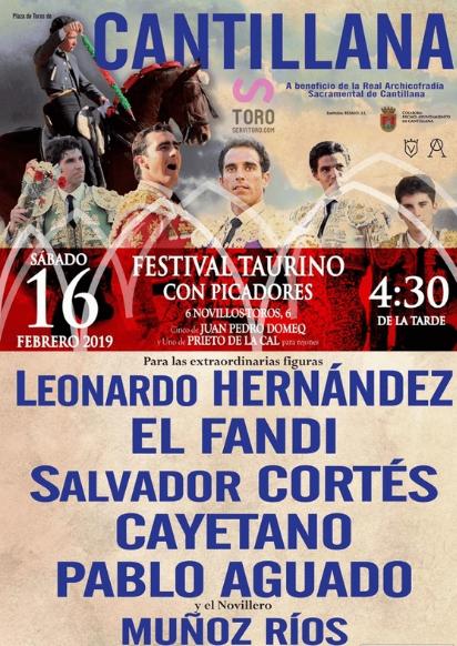 Festival mixto en Cantillana
