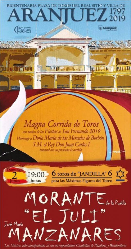 Toros en Aranjuez