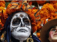 The Day of the Dead in Morelia