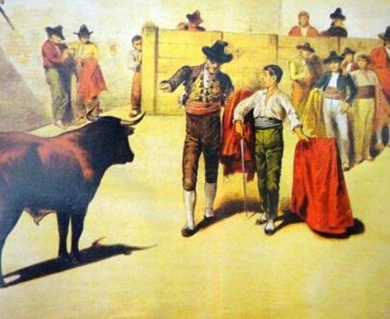 Bullfighting School of Seville.